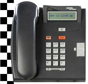 Nortel T7100 Phone